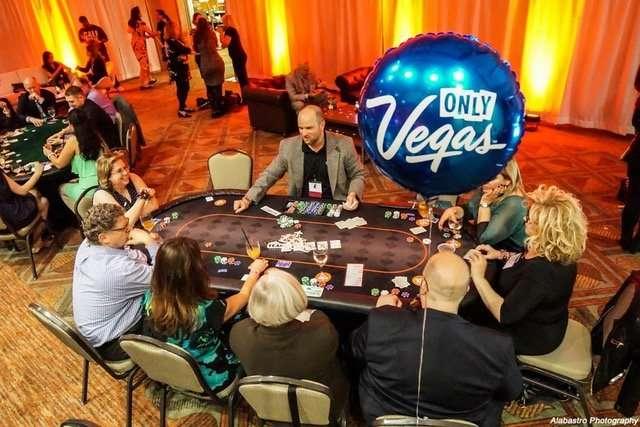 Vegas Party Casino Night